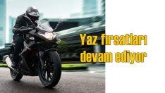Suzuki motosikletlerde kredi kartına 9 taksit fırsatı