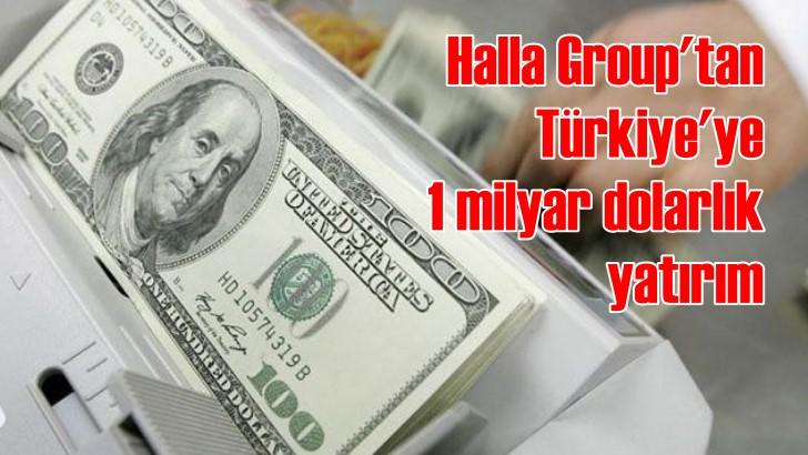 Güney Koreli Halla Group'tan Türkiye'ye 1 milyar dolarlık yatırım