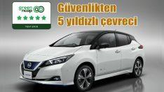 Nissan Leaf'e Euro NCAP'ten 5 yıldız