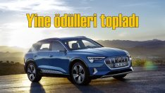Audi yine ödülleri topladı