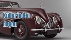 Bentley 1939 model Corniche'i küllerinden doğurdu