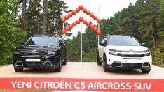 CEO Linda Jackson Yeni Citroen C5 Aircross SUV için geldi