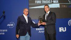 F-MAX'e bir ödül de Rusya'dan geldi