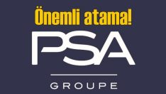Groupe PSA'da atama