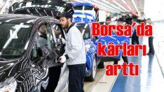 Borsadaki otomotiv şirketlerinin kârı ilk yarıda arttı