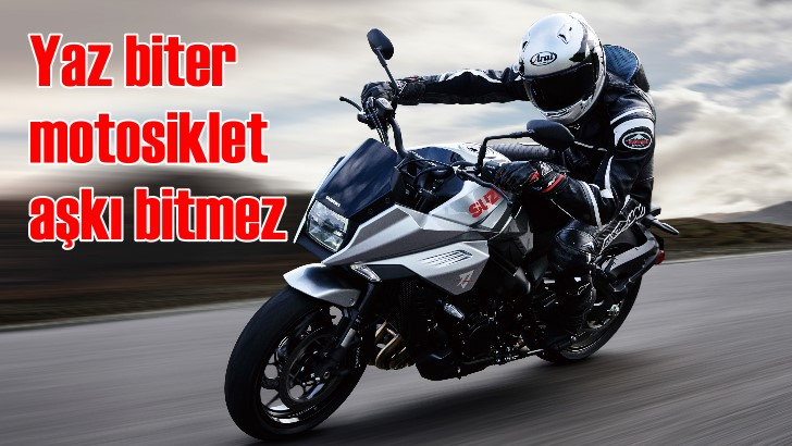 Suzuki'de Yaz Biter Motosiklet Aşkı Bitmez!