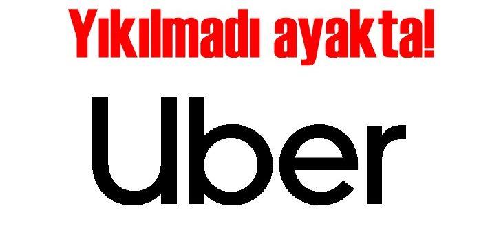 Uber'den sarı ve turkuaz taksi atağı