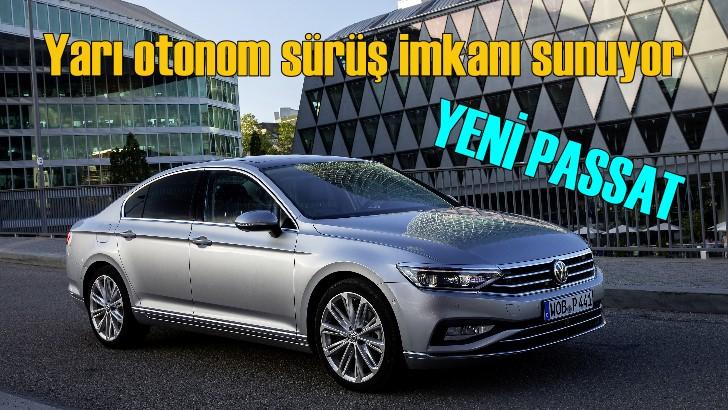 Yenilenen Volkswagen Passat satışa sunuldu