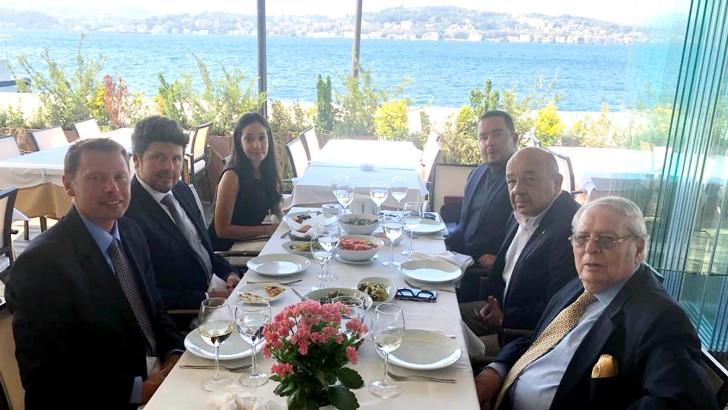 Türk-Çek Dostluk Derneği için büyük adım