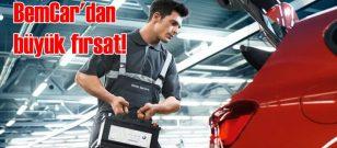 BemCar'dan BMW kullanıcılarına garanti fırsatı!