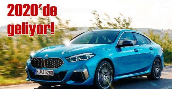 BMW 2 Serisi Gran Coupe2020 Nisan'da Türkiye'de