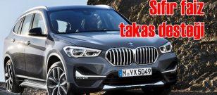 BMW'de 20 bin TL'lik takas desteği ve yüzde sıfır faiz fırsatı