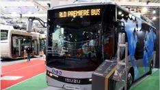 Anadolu Isuzu Busworld Brüksel'e damga vurdu