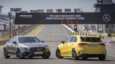 Yeni kompakt Mercedes-AMG'ler Türkiye'de