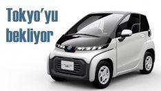 Toyota üretime hazır yüzde 100 elektrikli aracını Tokyo'da sergileyecek
