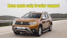Renault ve Dacia'da Kasım ayında cazip fırsatlar