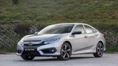 Honda'da 100 bin TL'ye 0.49 faiz