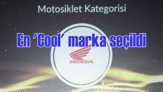 Yılın En Cool Markası: Honda Motosiklet Türkiye