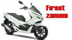 Honda motosikletlerde kredi fırsatı başladı!