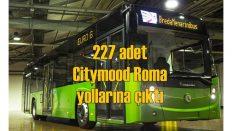 Karsan'dan Roma Belediyesi'ne 227 adet otobüs