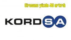 Kordsa'nın kârı 300 milyon TL'yi aştı