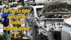 Malezya, Türkiye'de otomobil üretmek istiyor