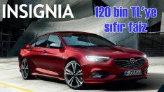 Opel'den 120. yıla özel 120 bin TL'ye yüzde sıfır faiz!