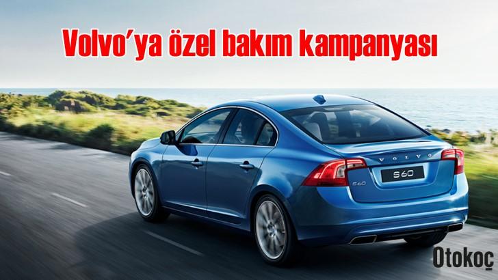 Otokoç'tan Volvo araçlara özel bakım kampanyası