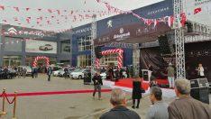 PSA Grubu'nun Türkiye'deki ilk 3 markalı bayisi açıldı