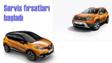 Renault ve Dacia'danKış Servis Kampanyası
