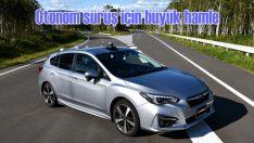 SUBARU ve SoftBank işbirliğiyle otonom sürüş test edilecek