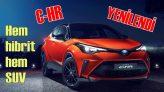 Türkiye'nin ilk yerli hibrit ve SUV'u Sakaryalı C-HR yenilendi
