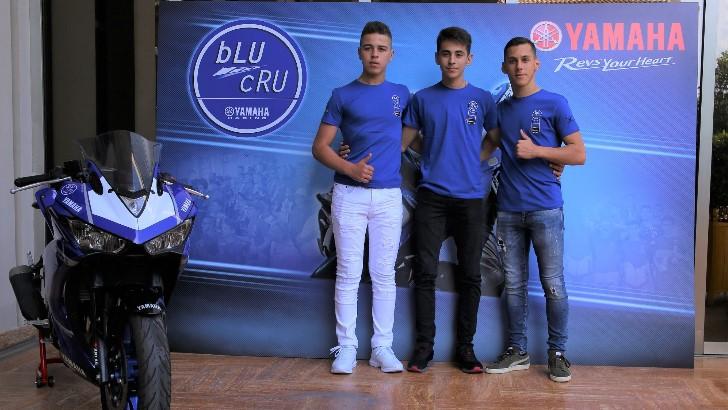 Yamaha R25 Cup'ın Türkiye şampiyonları İspanya'da!