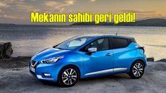 Nissan Micra yeni yüzüyle Türkiye'ye iddialı bir giriş yaptı