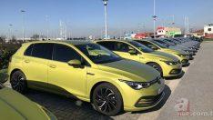 Volkswagen Golf 8'de tarihi değişim kararı
