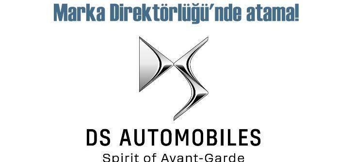 DS Automobiles Türkiye Marka Direktörlüğü'ne Berk Mumcu atandı