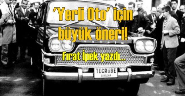 Yerli otomobileTürkçe reklam sözü
