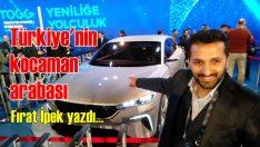 'Türkiye'nin kocaman arabası'