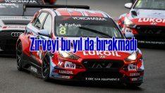 BRC Hyundai Racing Team iki yıldır zirveyi bırakmıyor
