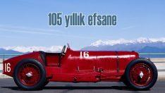 105 yıllık efsane: Maserati