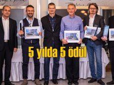 Yüce Auto Skoda ödüle doymuyor