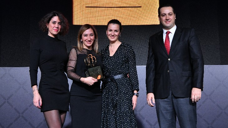 Yılın Outdoor Uygulaması ödülü Citroen'in oldu!