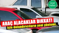 2. ELDE YENİ DOLANDIRICILIK YÖNTEMİNE DİKKAT!