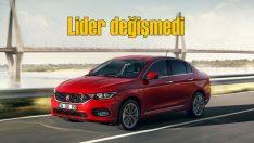 Fiat Egea 4. kez lider