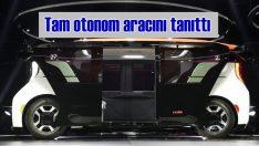 Amerikan GM ilk tam otonom aracını tanıttı