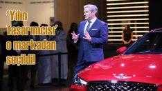Hyundai'nin tasarımcısı 'Yılın Tasarımcısı' seçildi
