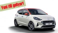 Hyundai A segmentinin lideri Yeni i10'u üretmeye başladı