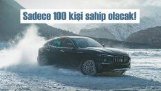 Maserati'nin Royale özel serisi Mart'ta Türkiye'de