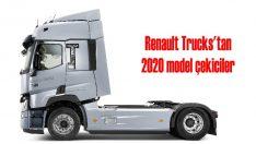 2020 model Renault Trucks'tan yeni çekiciler