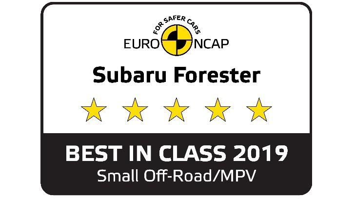 Subaru Forester e-BOXER 2019 yılının en iyisi seçildi
